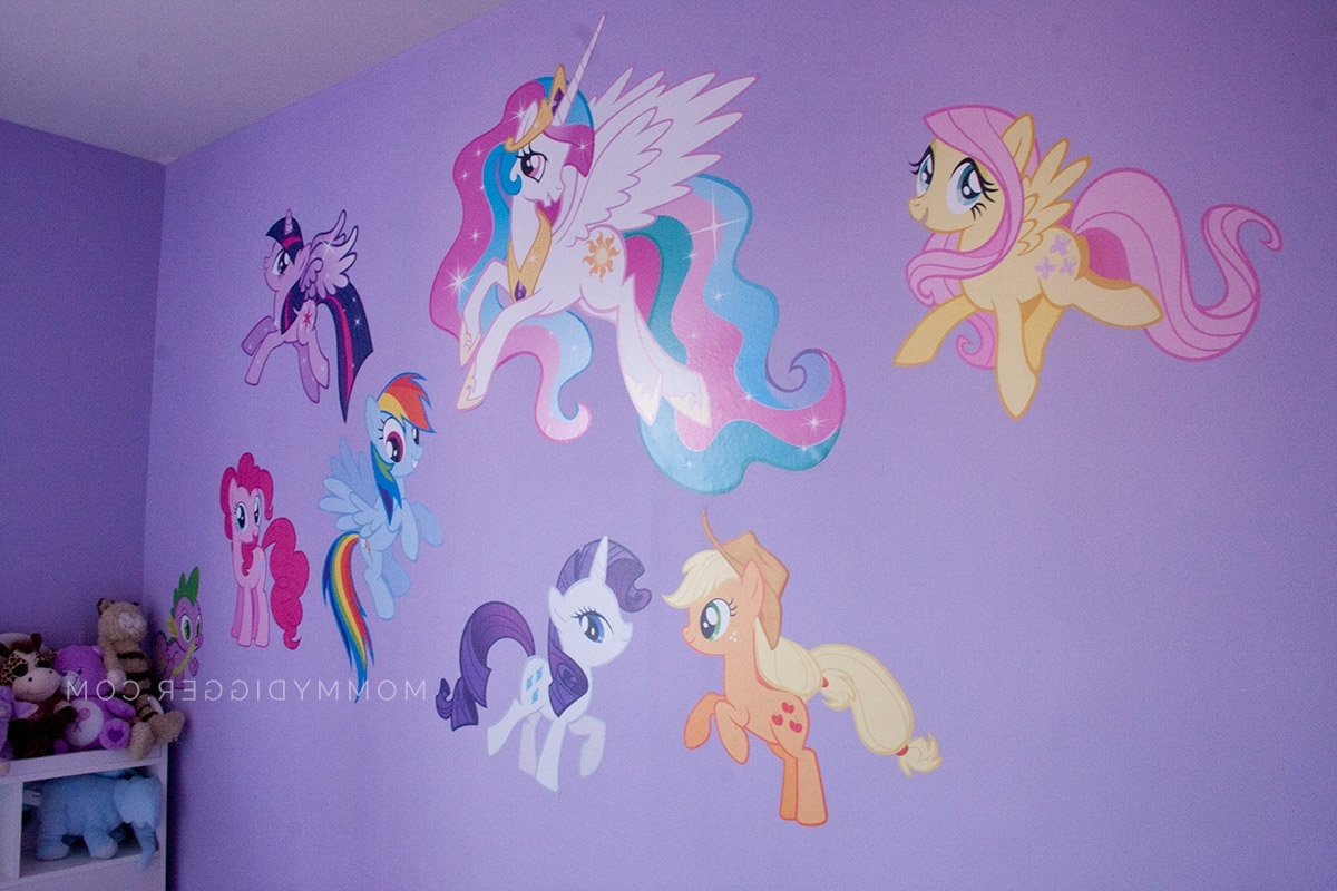 Fashionable 44 My Little Pony Wall Art, My Little Pony Wall Art Canvas Applejack Throughout My Little Pony Wall Art (View 4 of 15)