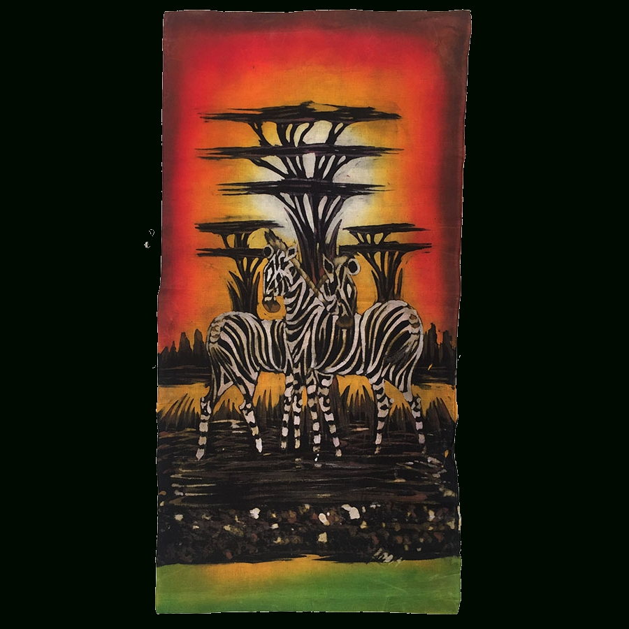 Fashionable African Wall Art For African Canvas Wall Art Wax Painting – Chicafric (View 14 of 15)