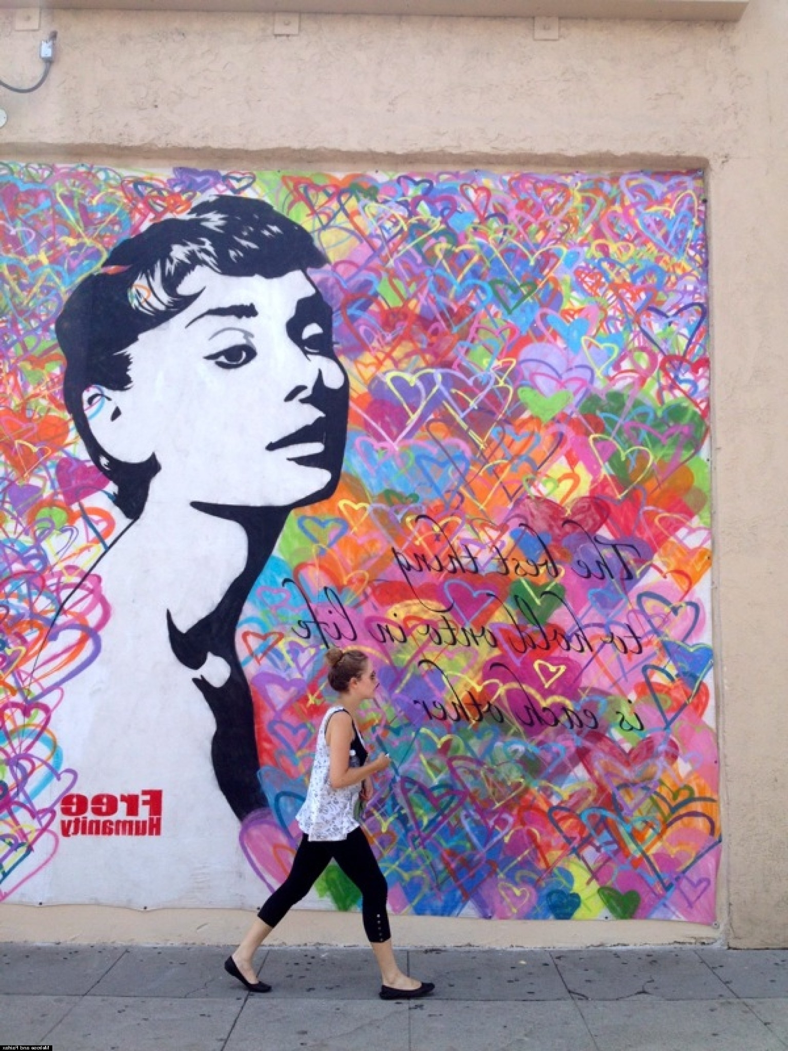 Fashionable Cute Wall Art Los Angeles – Prix Dalle Beton Throughout Los Angeles Wall Art (View 4 of 15)
