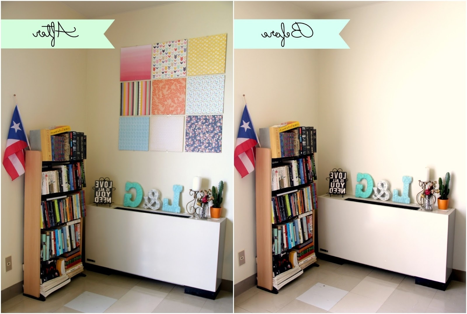 Fashionable Decor: Beautiful Diy Wall Decor And Artwork Ideas With Large Canvas For Tile Canvas Wall Art (View 6 of 15)