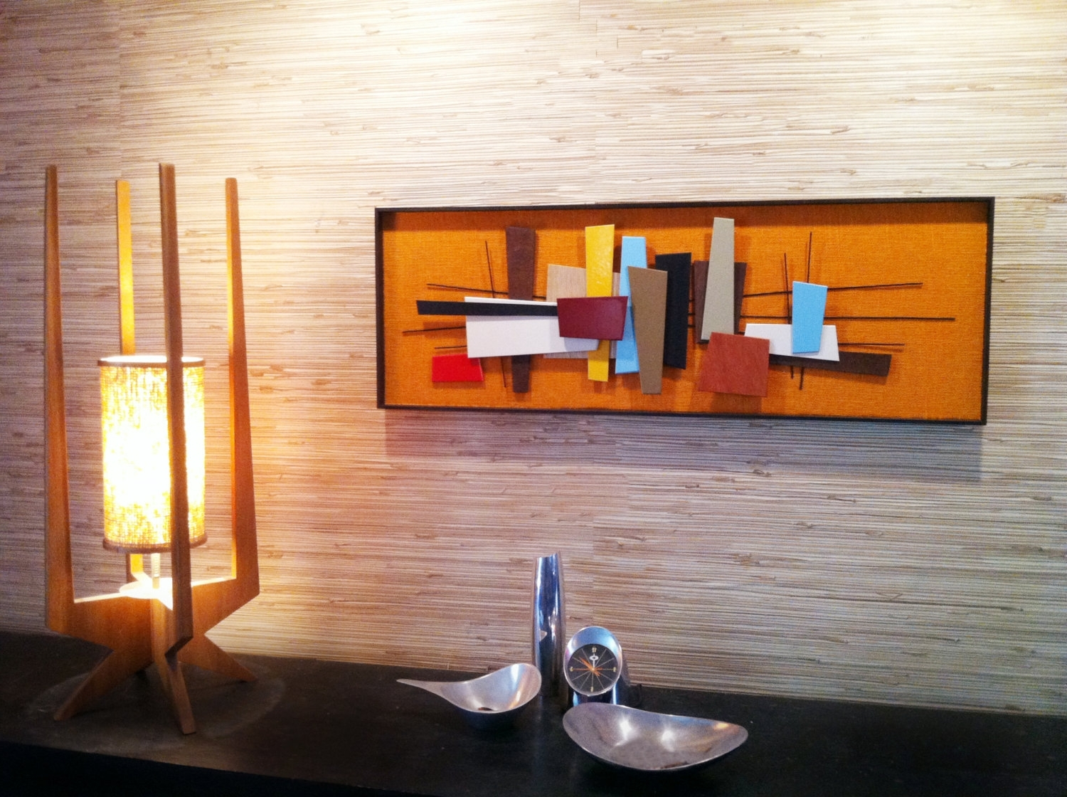 Fashionable Mid Century Wall Art Intended For Good Mid Century Modern Wall Art : Andrews Living Arts – Photo (View 5 of 15)