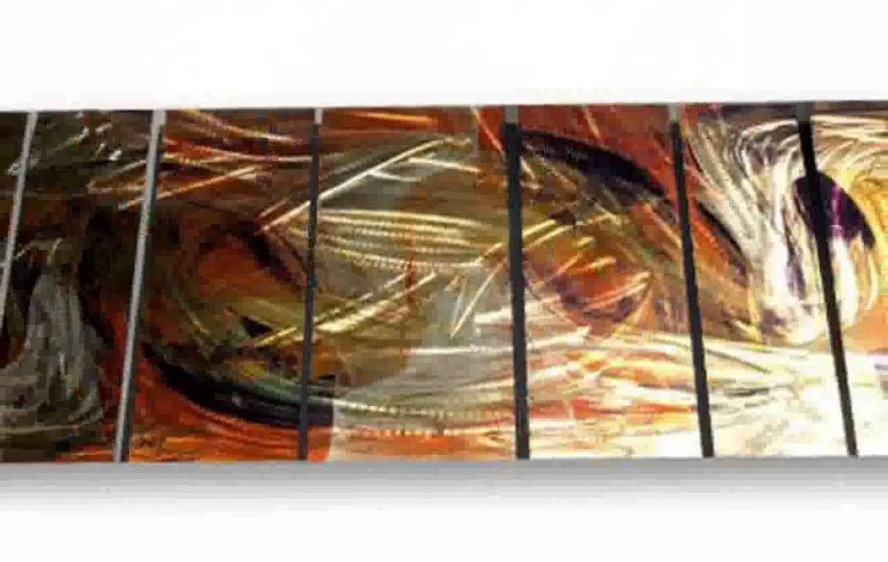 Fashionable Multi Panel Wall Art – Youtube For Multi Panel Wall Art (View 5 of 15)