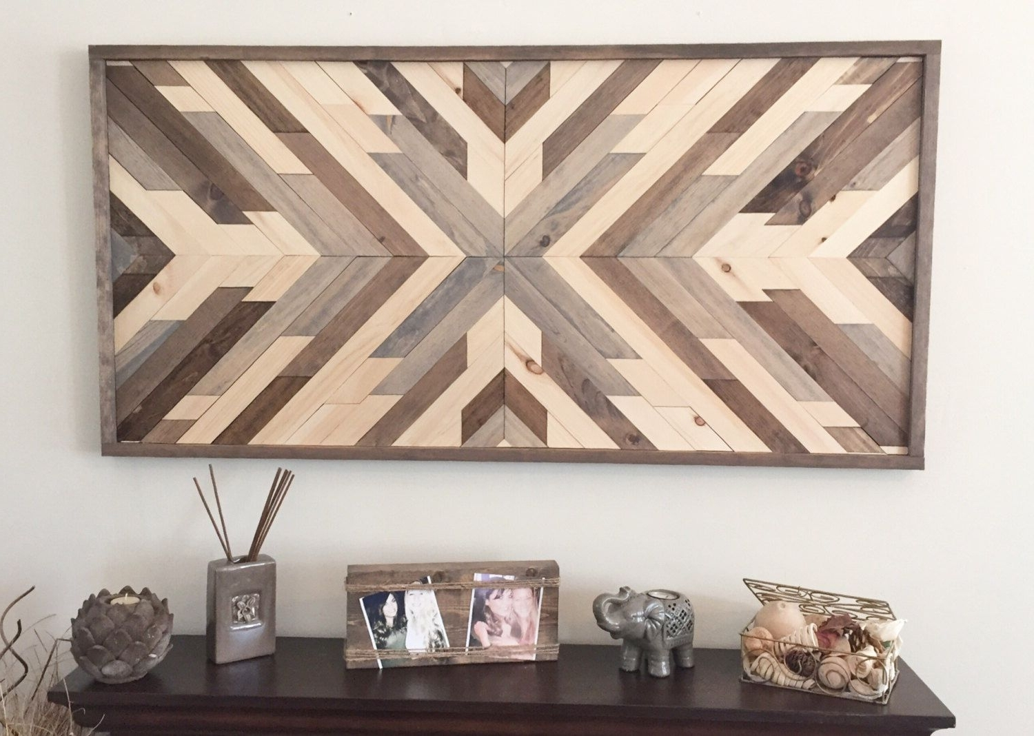 Fashionable Reclaimed Wood Wall Art, Rustic Wall Art, Barn Wood Wall Art For Rustic Wall Art (View 10 of 15)