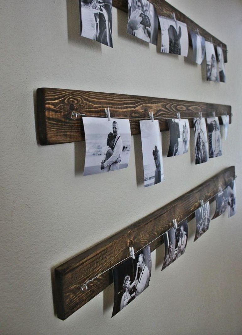Fashionable Wall Art Decors Regarding 17 Amazing Diy Wall Décor Ideas, Transform Your Home Into An Abode (View 5 of 15)
