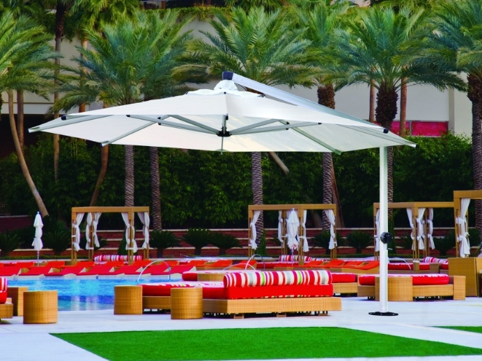 Favorite 7 Most Expensive Patio Umbrellas In 2017 – Cute Furniture Pertaining To Expensive Patio Umbrellas (View 6 of 15)