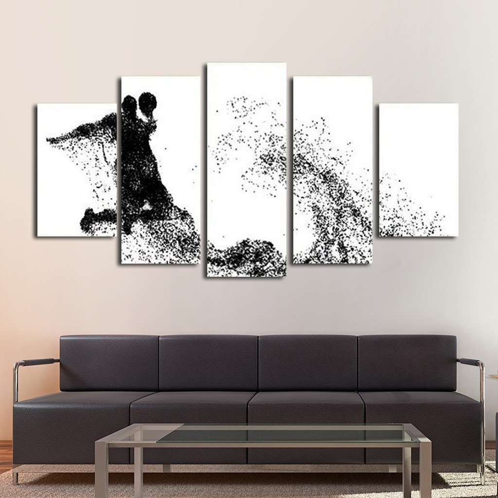 Favorite Basketball Wall Art Multi Panel Canvas – Mighty Paintings With Basketball Wall Art (View 5 of 15)