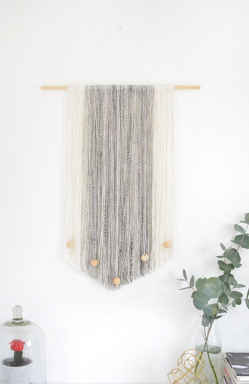 Favorite Diy Yarn Wall Hanging (View 11 of 15)