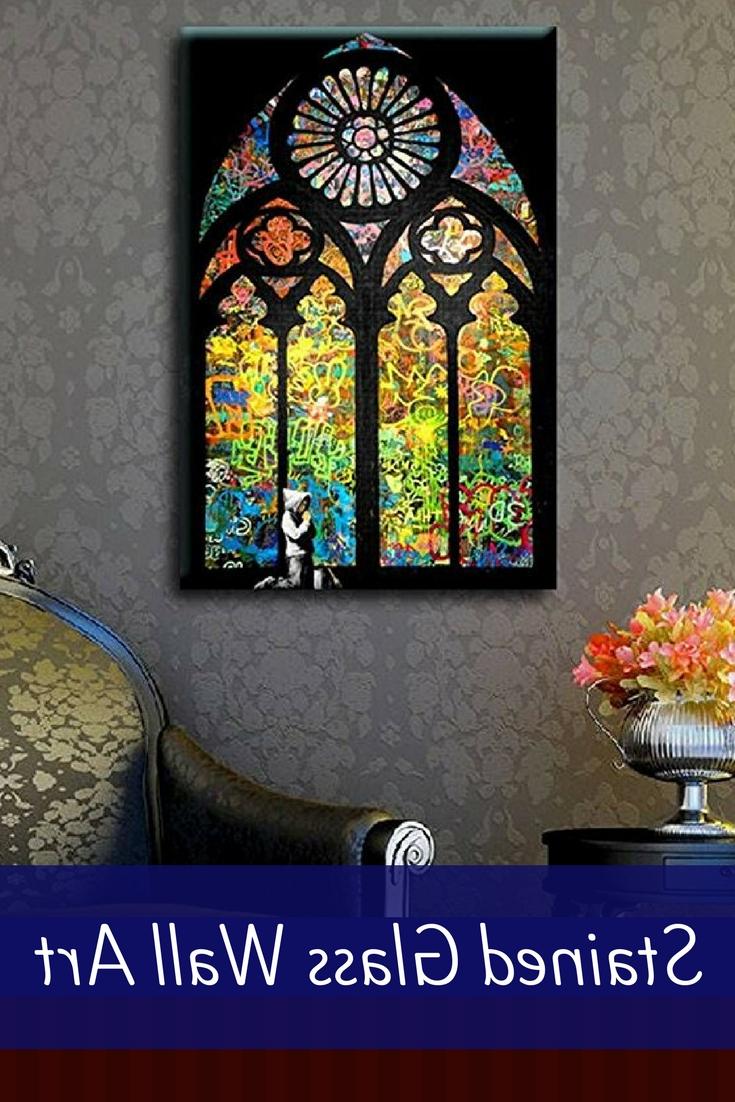 Favorite Extravagant, Trendy And Elegant Stained Glass Wall Art Decor For Stained Glass Wall Art (View 10 of 15)