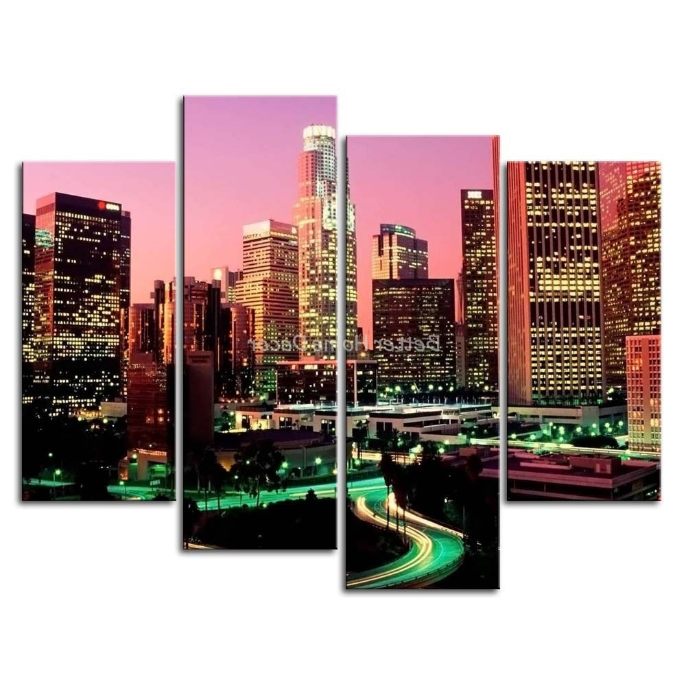Featured Photo of Los Angeles Wall Art