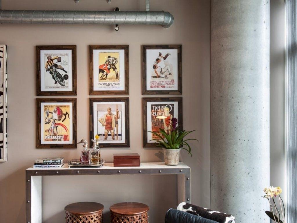 Favorite Mid Century Modern Wall Art Within Mid Century Modern Wall Art – Unavocecr (View 13 of 15)