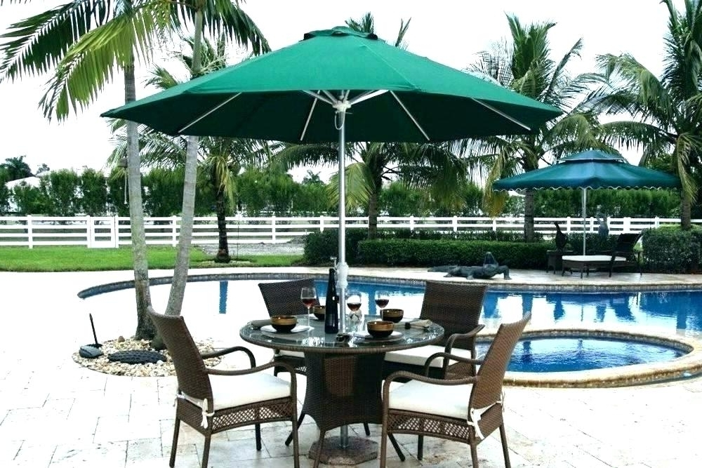 Favorite Patio Umbrellas With Fans Throughout Patio Umbrella Fan Umbrellas Summer Blast Reviews Outdoor – Spiritquest (View 13 of 15)