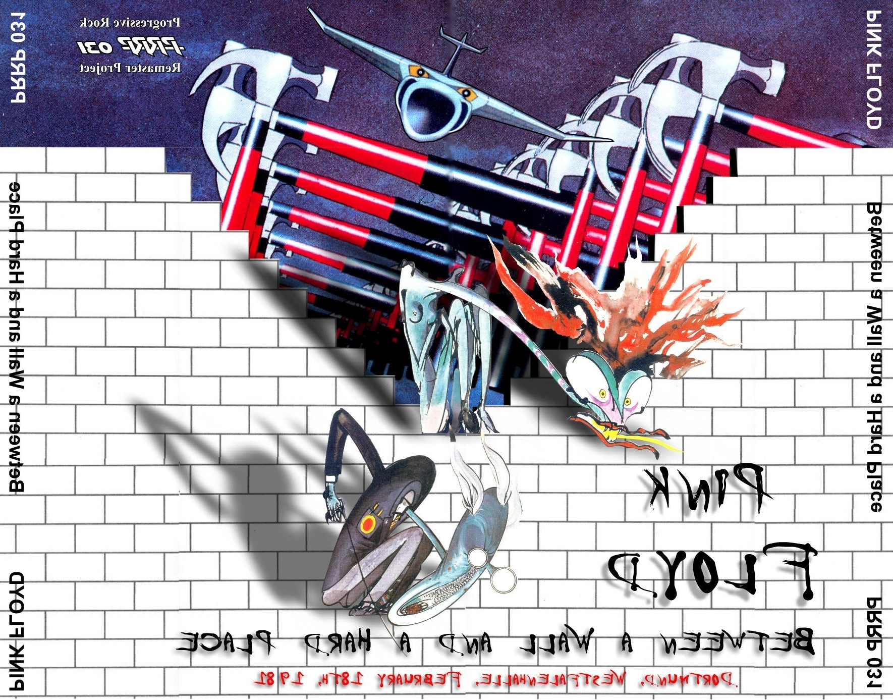 Favorite Pink Floyd The Wall Art In The International Echoes Hub – Lossless Studio And Concert (View 14 of 15)