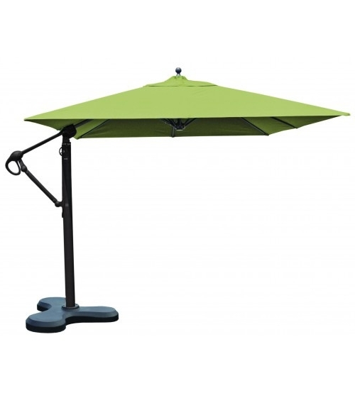 Favorite Square Cantilever Patio Umbrella – Arelisapril For Square Patio Umbrellas (View 3 of 15)