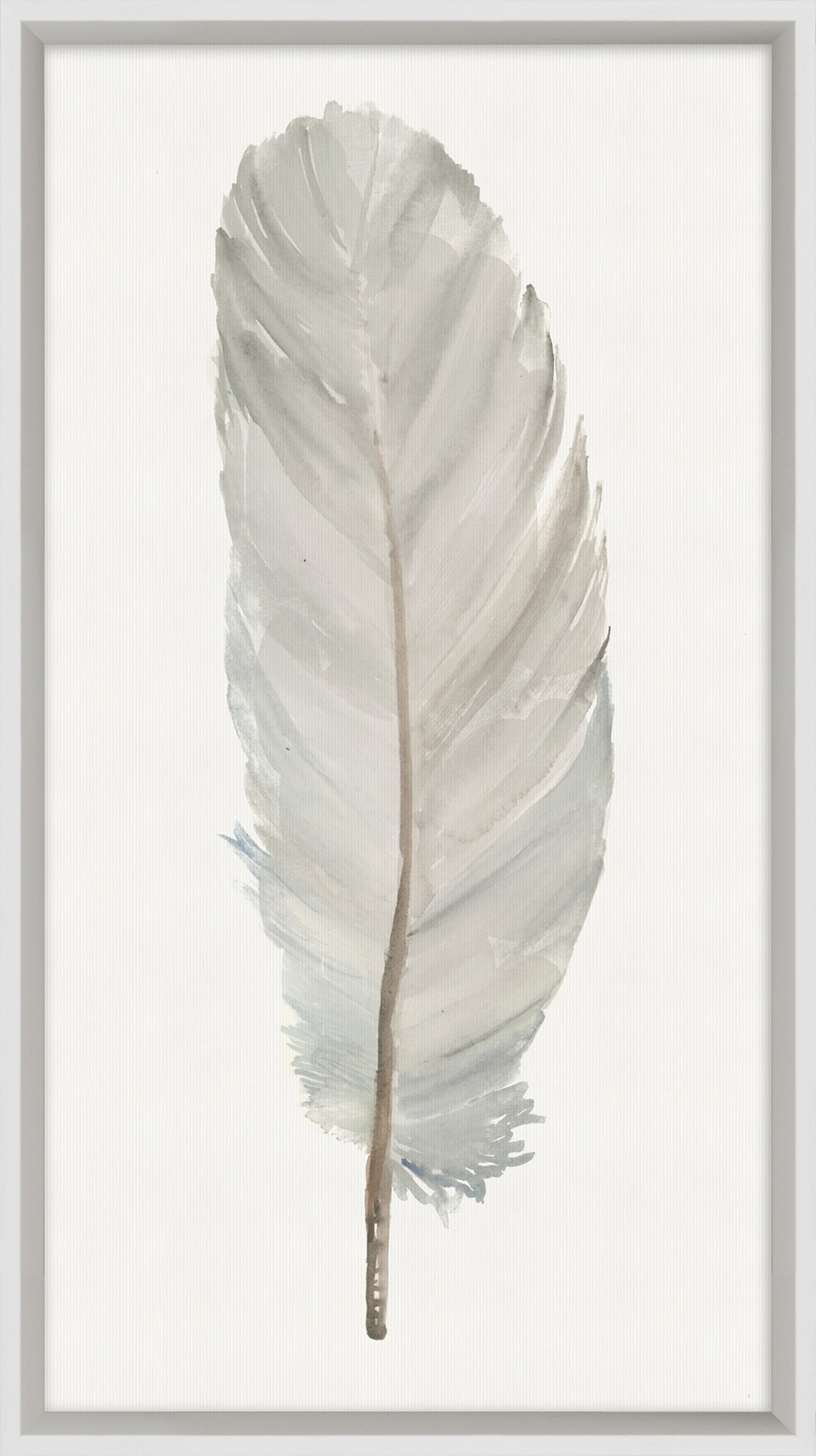 Favorite The Well Appointed House – Luxuries For The Home – The Well Intended For Feather Wall Art (View 6 of 15)