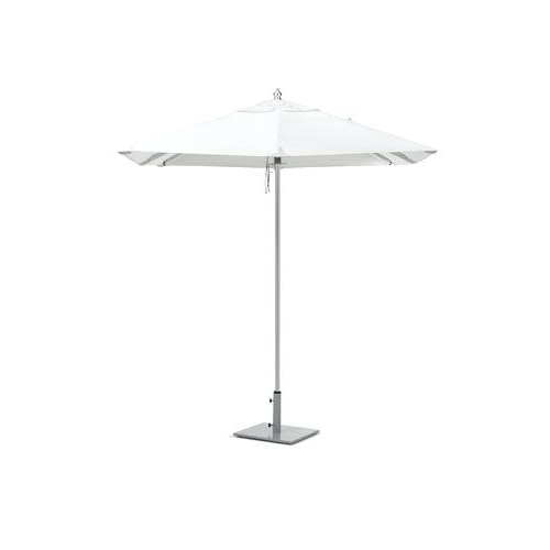 Favorite White Patio Umbrellas Within Patio Umbrella With White Pole Modern Concept White Patio Umbrellas (View 7 of 15)