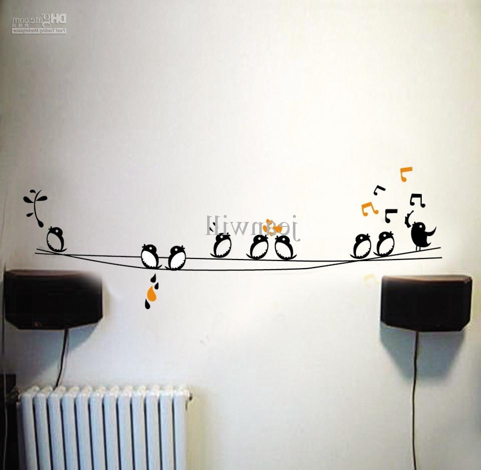 Ffb Cool Bird Wall Decor – Home Design And Wall Decoration Throughout Recent Bird Wall Art (View 13 of 15)