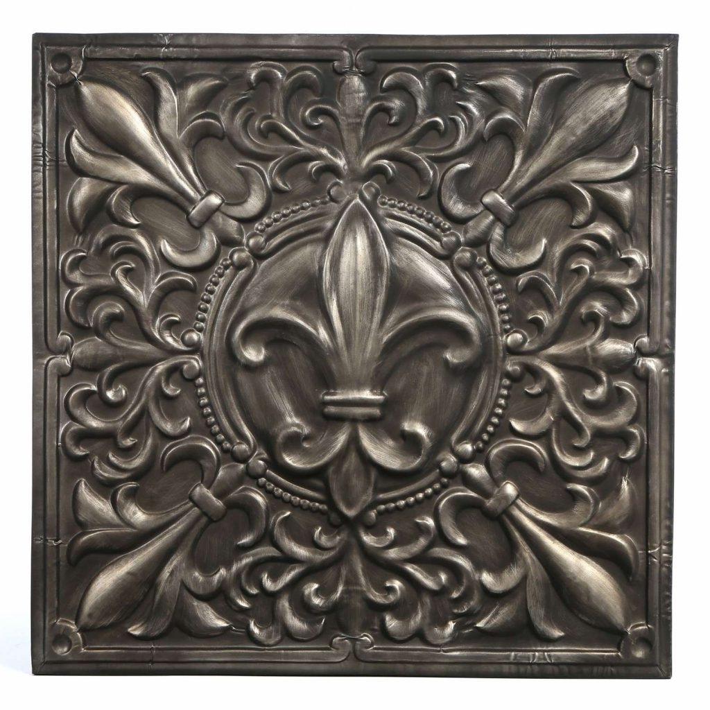 Fleur De Lis Wall Art – Amthuchanoi Pertaining To Newest Fleur De Lis Wall Art (View 7 of 15)