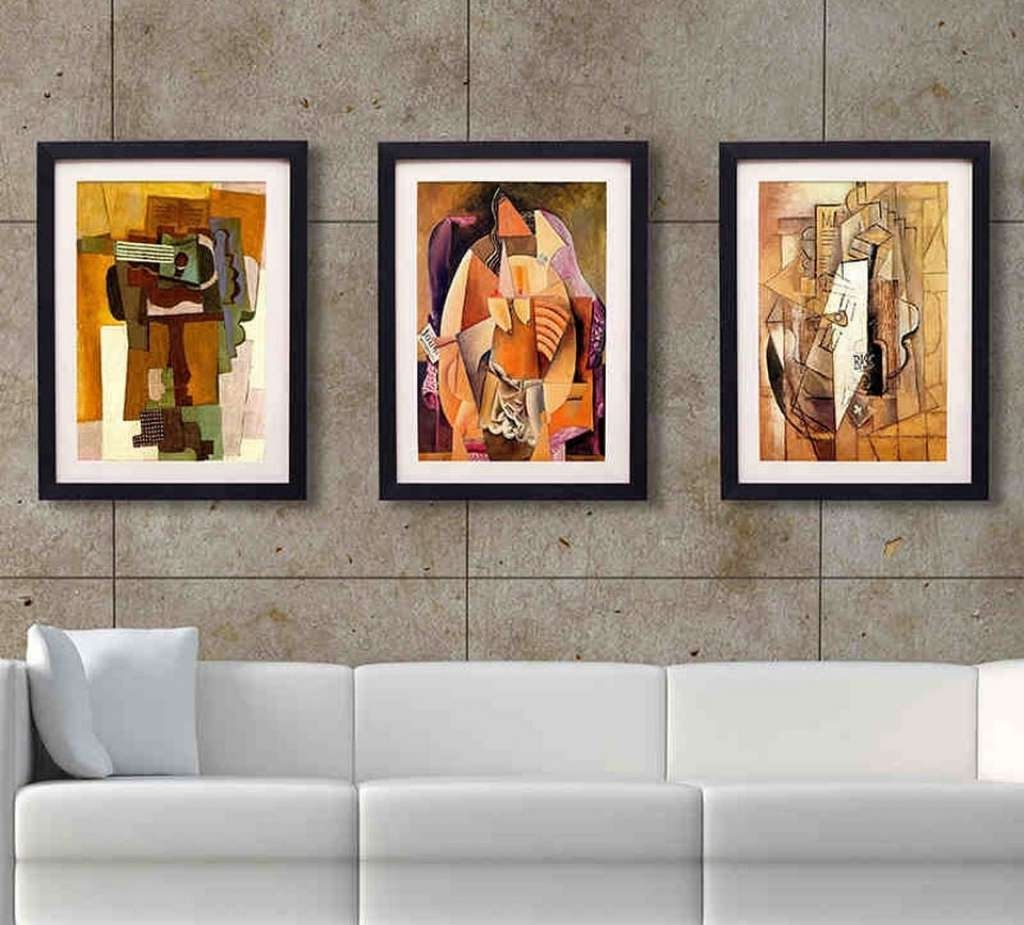Framed Wall Art For Living Room Inspirational Picture Frame Wall Art Pertaining To Most Up To Date Wall Art For Living Room (View 4 of 15)