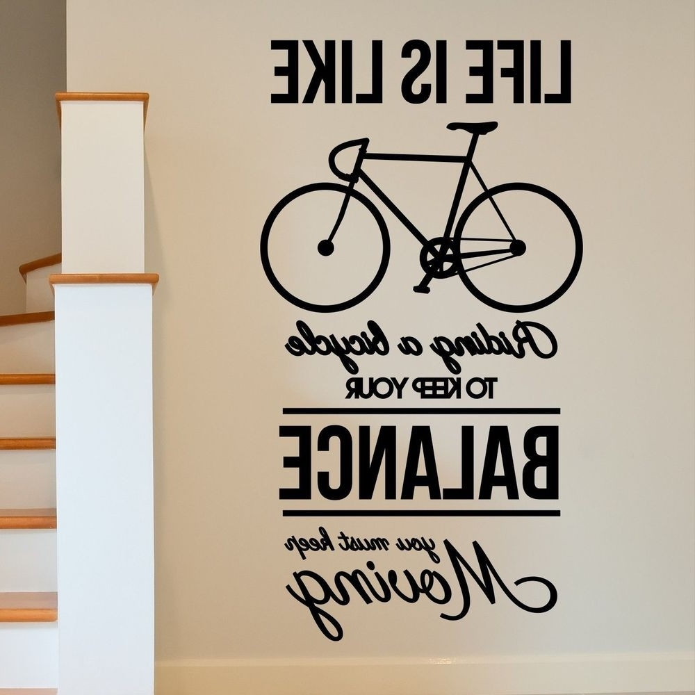 Fresh Inspirational Wall Art (View 6 of 15)
