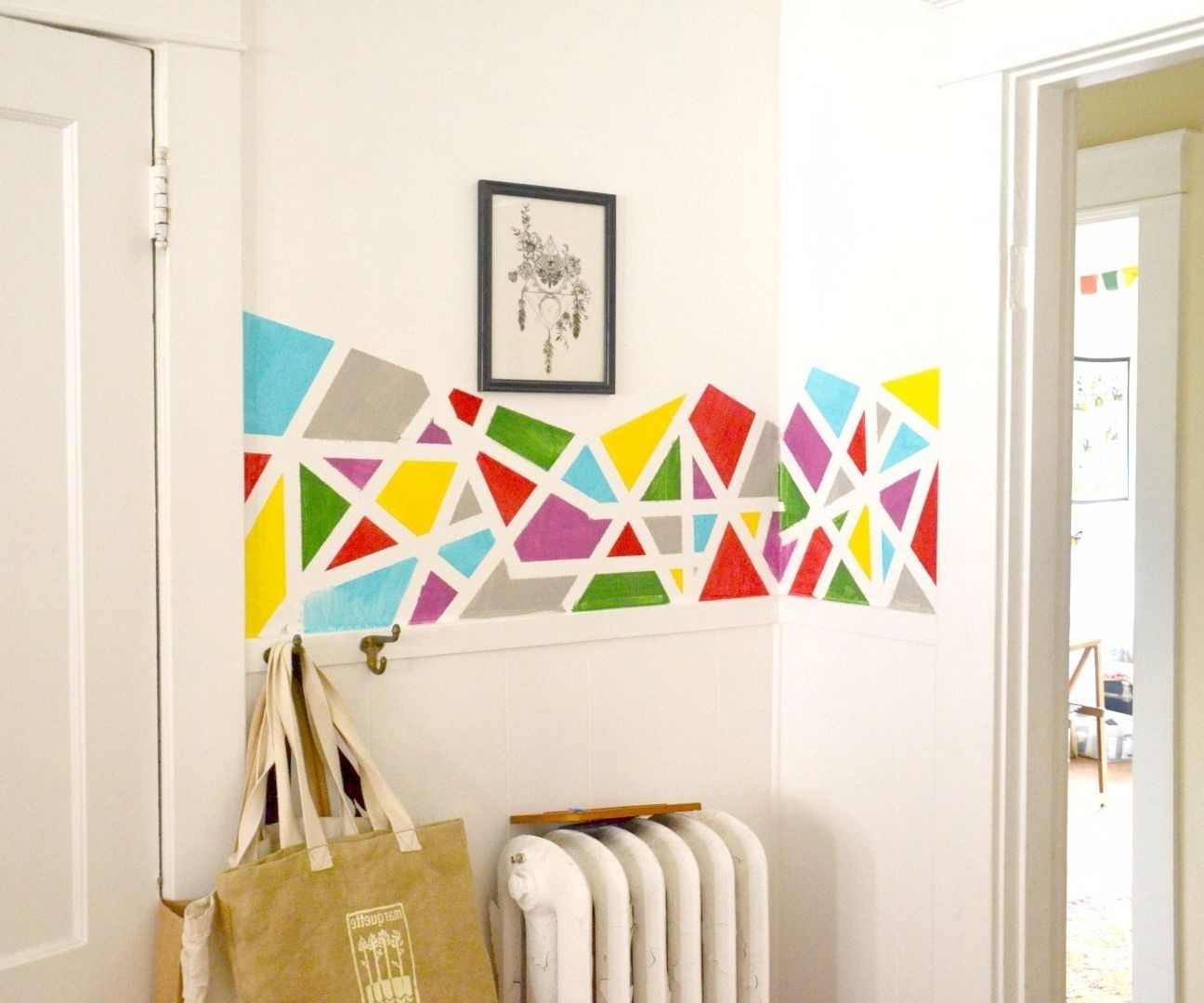 Geometric Wall Art Inside Recent Popular Geometric Wall Art — Zachary Horne Homeszachary Horne Homes (Gallery 6 of 15)