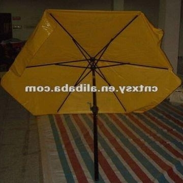 Global Sources Intended For Widely Used Vinyl Patio Umbrellas (View 15 of 15)