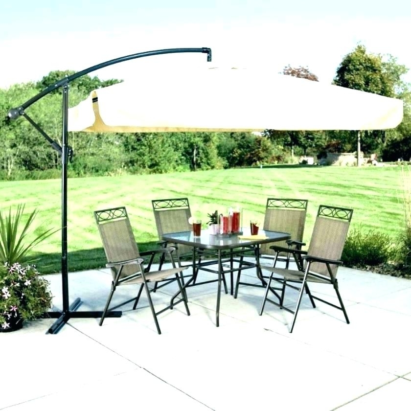 Good Sears Patio Umbrella For Outdoor Furniture Cushions Umbrellas Regarding Widely Used Sears Patio Umbrellas (Gallery 8 of 15)