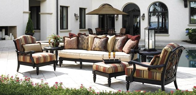 Gorgeous Remarkable Luxury Outdoor Dining Furniture Fabulous High In Trendy Upscale Patio Umbrellas (View 2 of 15)