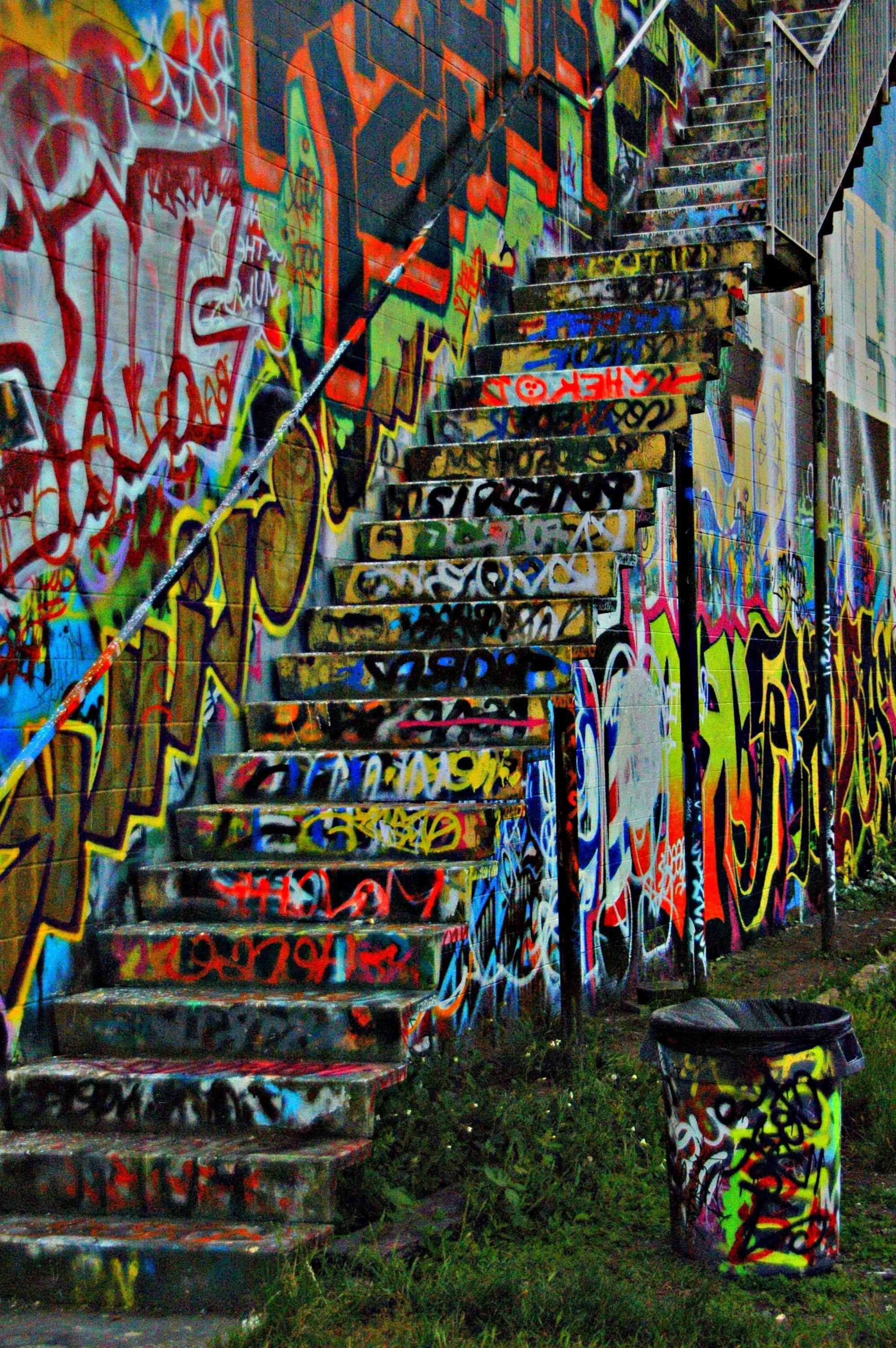 Graffiti Pertaining To Graffiti Wall Art (View 5 of 15)
