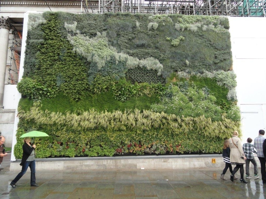 Green Wall Art Within Current Europe Journal – Green Wall Art – Landscape+Urbanism (Gallery 15 of 15)