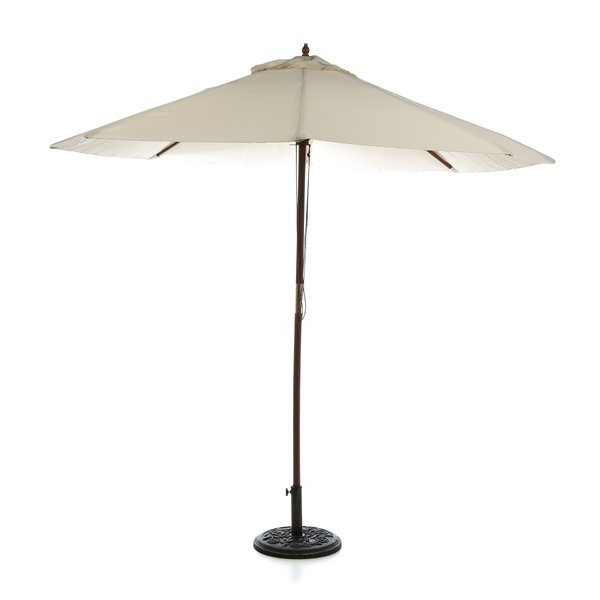 Grey Patio Umbrellas You'll Love (Gallery 13 of 15)