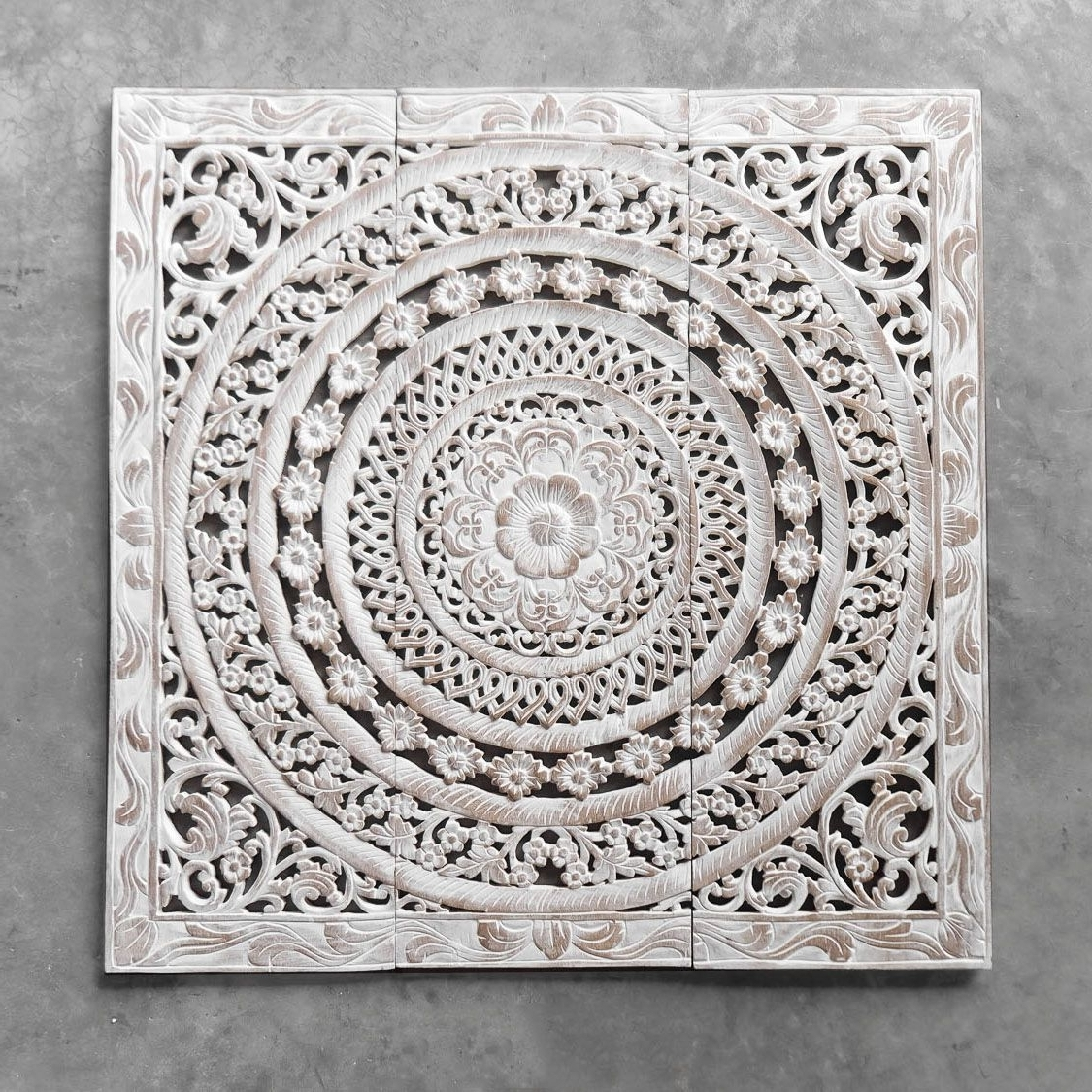 Hand Carved Wood Wall Decor Moroccan Decent Wood Carving Wall Art Within 2018 Carved Wood Wall Art (View 6 of 15)
