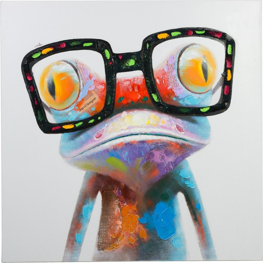 Featured Photo of Gecko Canvas Wall Art