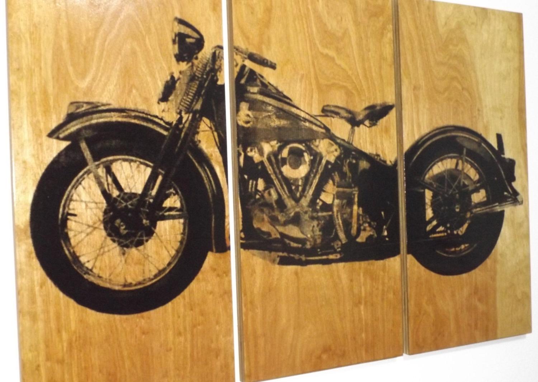 Harley Davidson Wall Art Regarding Trendy Harley Davidson Wall Art – Talentneeds – (View 8 of 15)