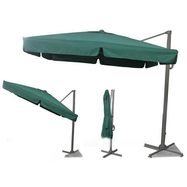 High Quality Deluxe Roman Umbrella Patio Umbrella Garden Umbrella With Regard To Fashionable Deluxe Patio Umbrellas (View 10 of 15)