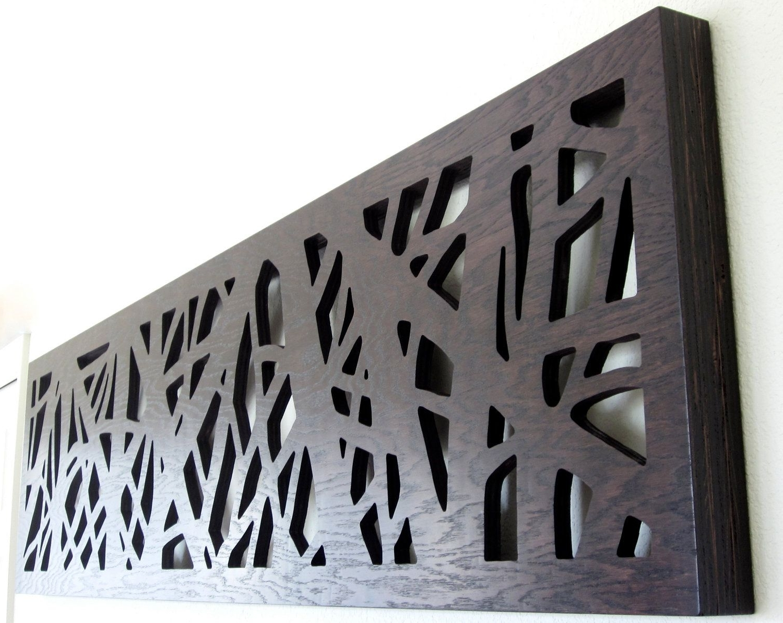 Horizontal Wall Art Pertaining To Favorite Modern Rustic Wall Art, Display Vertical Or Horizontal – 6 Plus Wide (Gallery 3 of 15)
