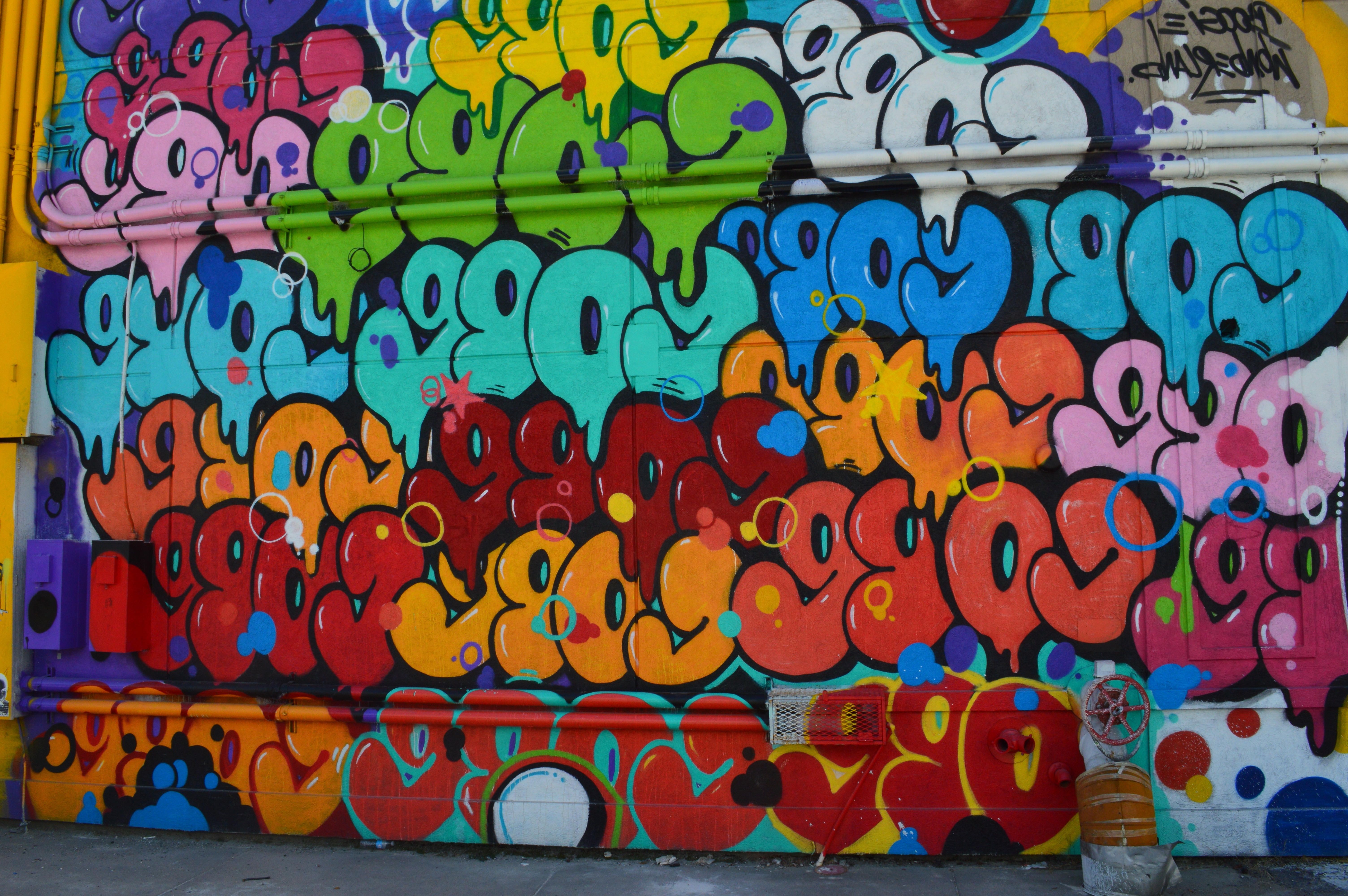 Houston Street Art To See Pertaining To Best And Newest Houston Wall Art (View 6 of 15)