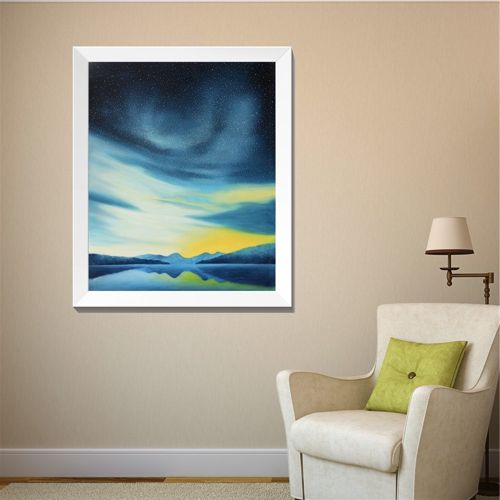 Huge Wall Art In Well Liked On Canvas Huge Wall Art Oil Painting Gospel Are New All Things (Gallery 4 of 15)