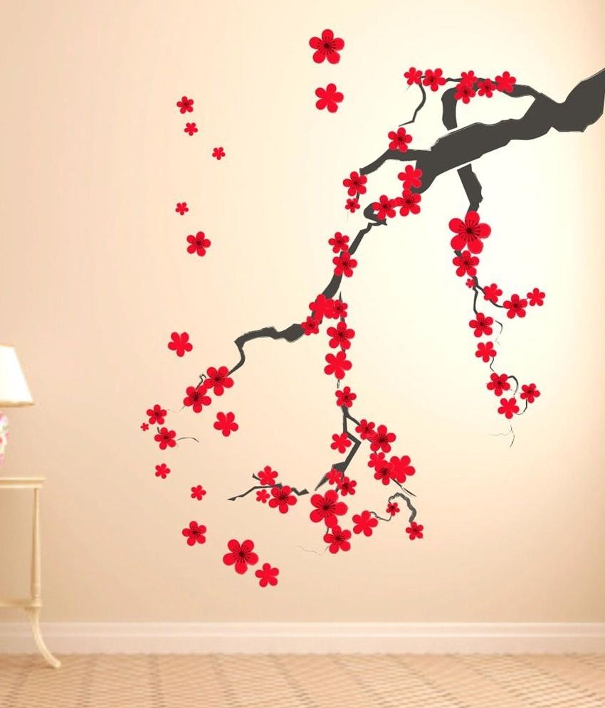 Impression Wall Tree Art Design Wall Sticker – Buy Impression Wall With Famous Wall Tree Art (View 2 of 15)