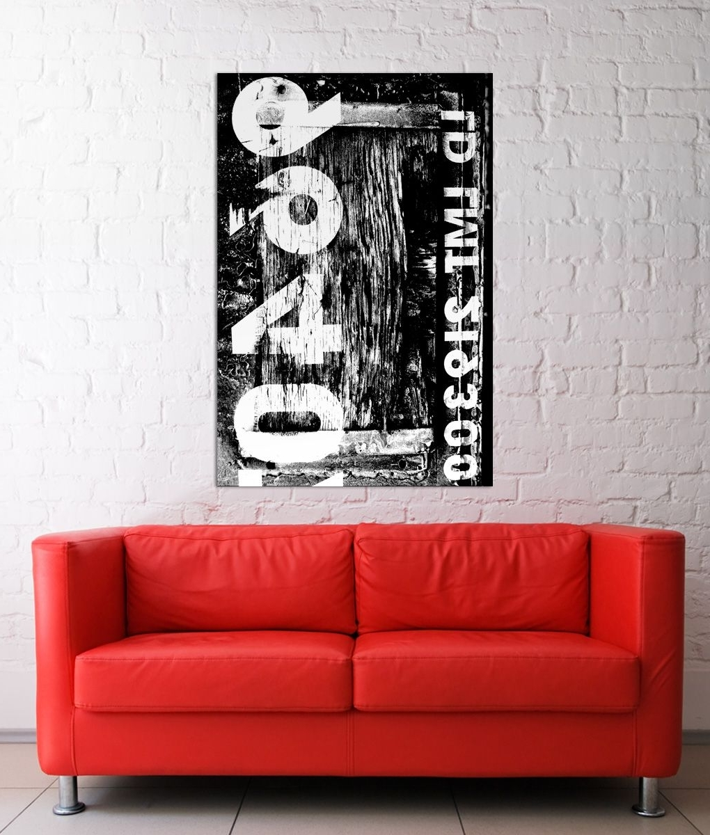 Industrial Grunge Canvas Print Wall Art 2 (1020×1200 Inside Most Current Industrial Wall Art (View 5 of 15)