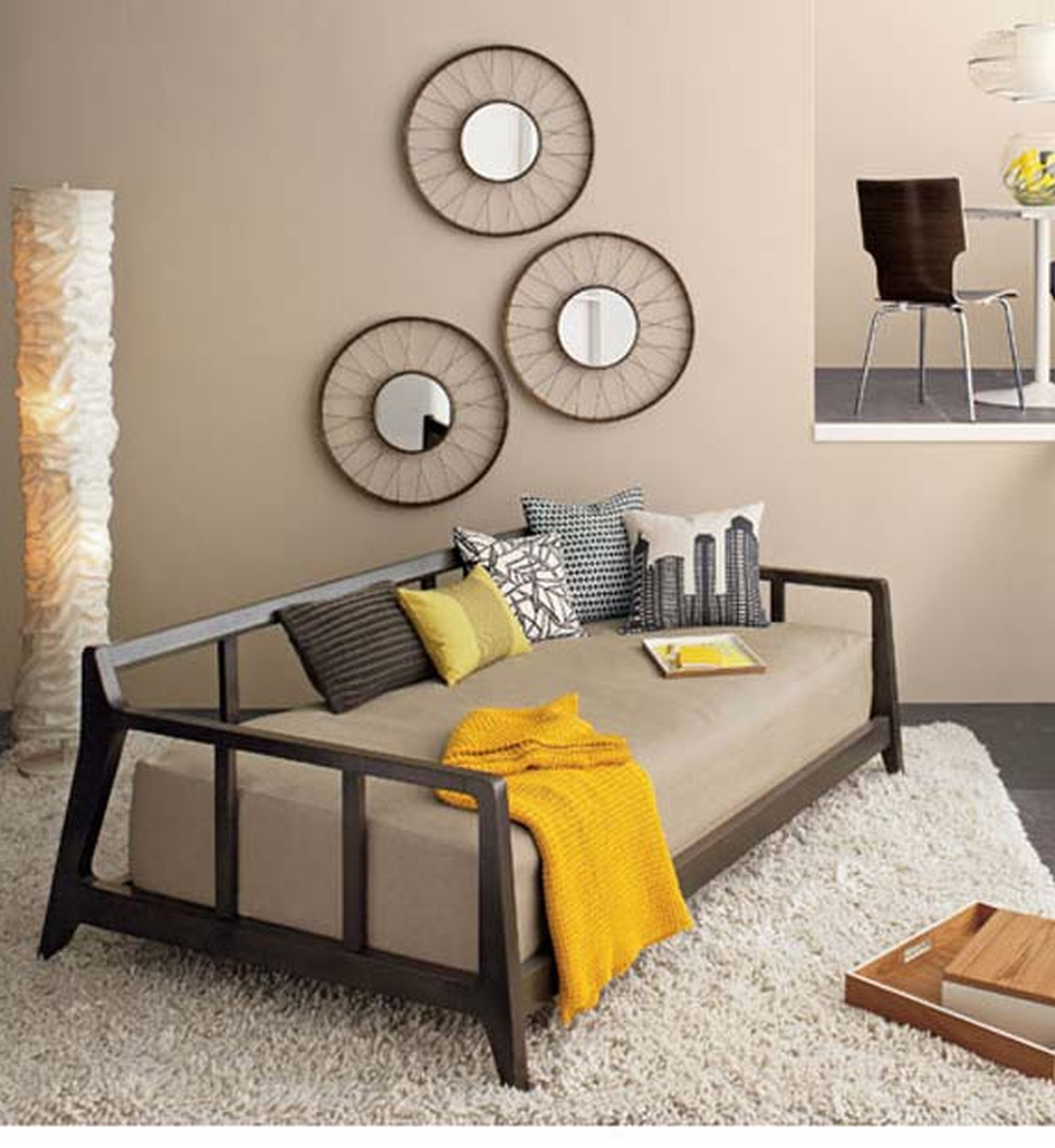 Inexpensive Wall Art intended for Well known Diy Wall Art For Living Room Inexpensive Cheap Decorating Ideas For