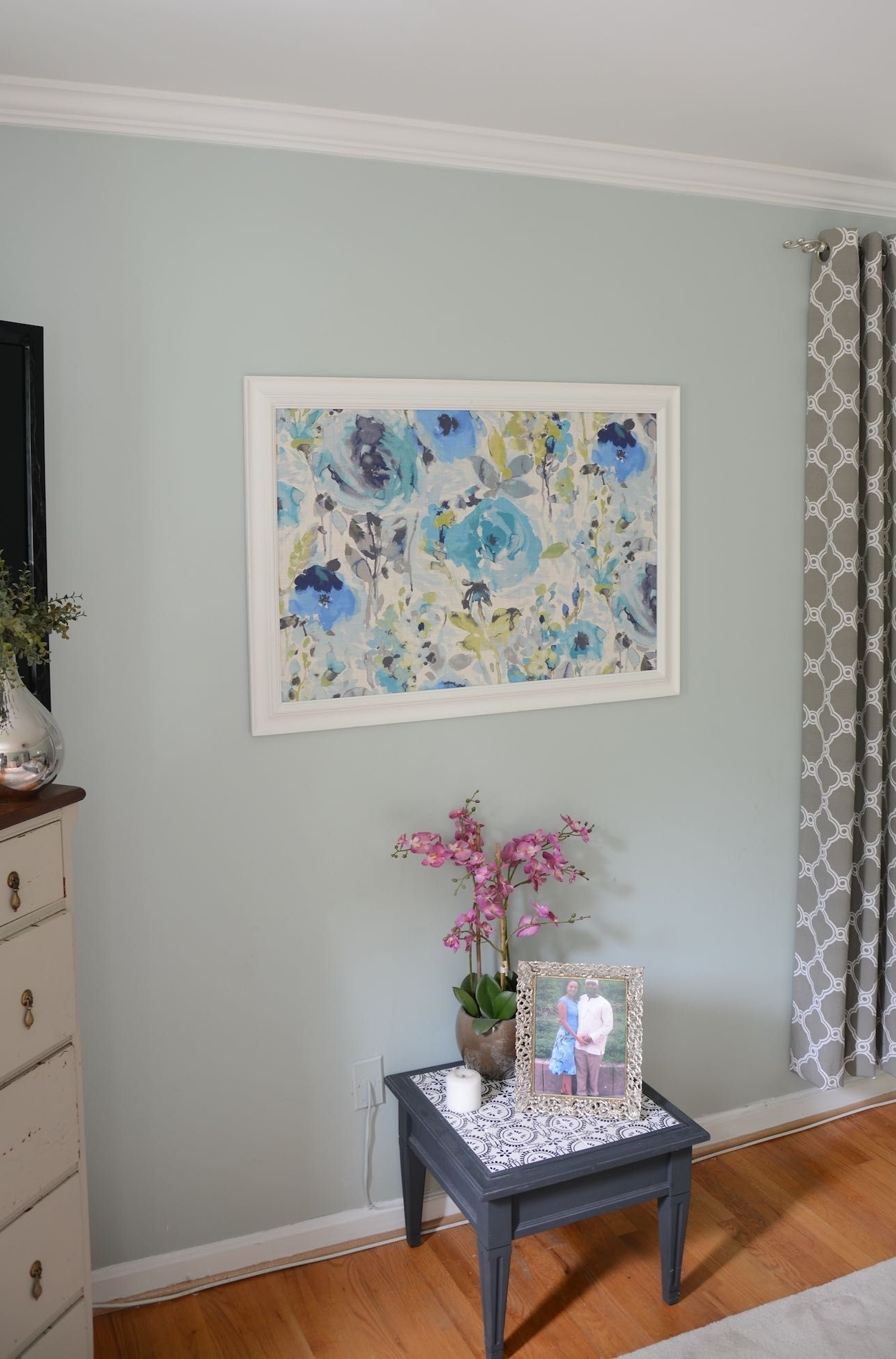 Inexpensive Wall Art Within Most Popular How To Frame Fabric For Wall Art With A Picture Frame (View 8 of 15)