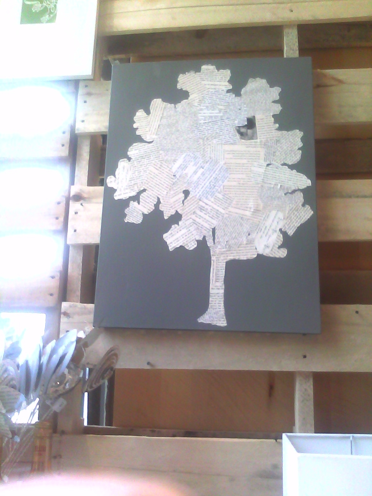 Inside-Out Design: West Elm Wall Art- Copied! within Preferred West Elm Wall Art