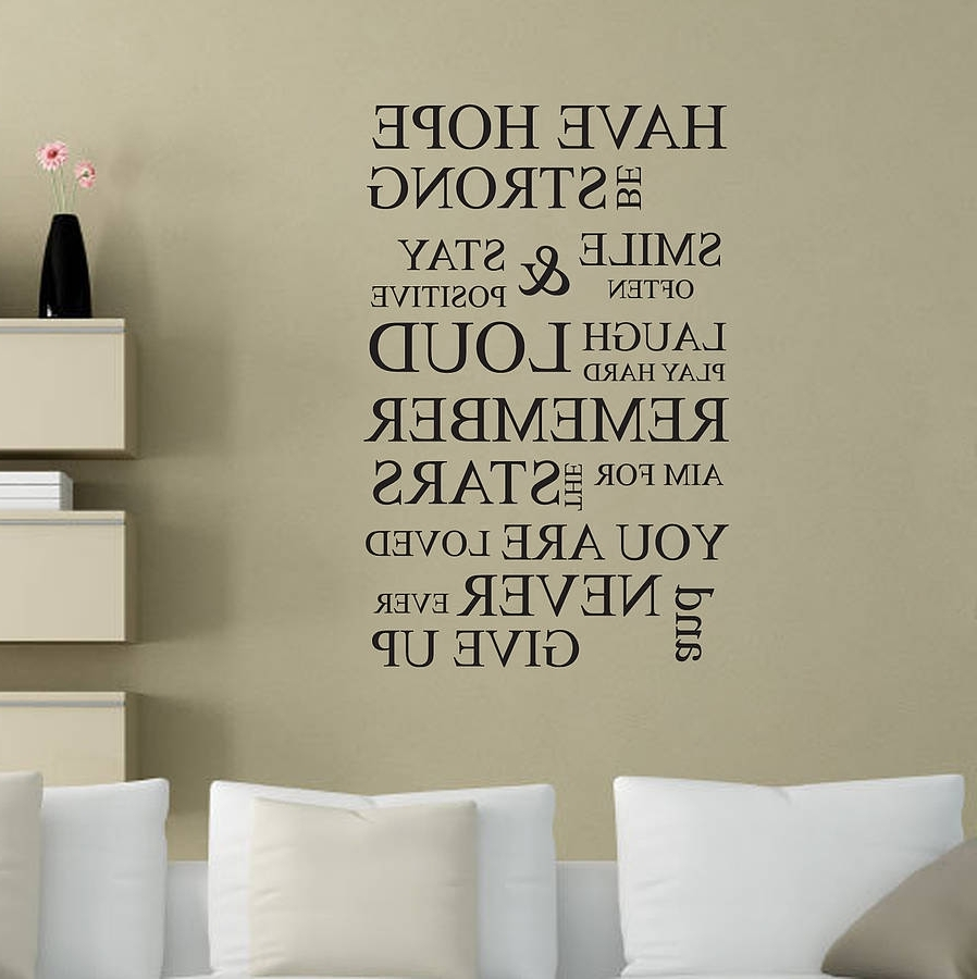 Inspirational Wall Art Within Popular Inspirational Wall Art – Amthuchanoi (Gallery 6 of 15)