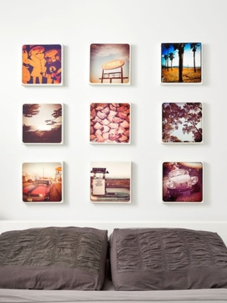 Instagram Wall Art Regarding Well Known Turn Your Instagram Photos Into Wall Art Wall Art Designs Sets (View 5 of 15)