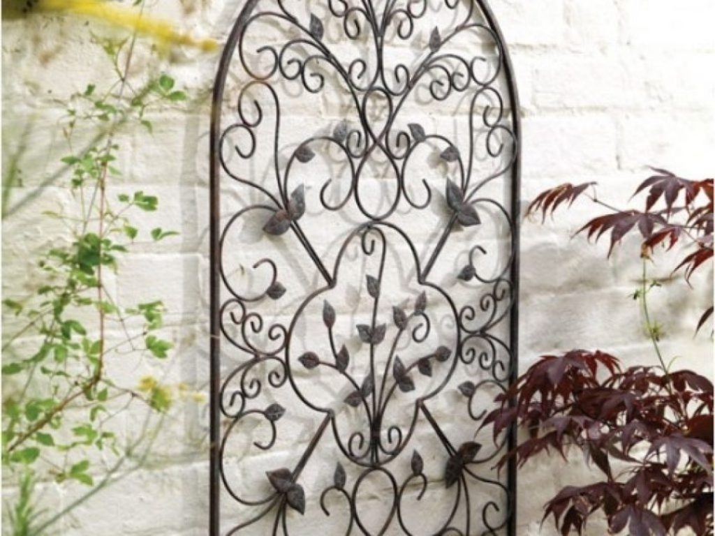 Iron Wall Art With Current Outdoor Iron Wall Decor For Fashionable Accessories Home (View 14 of 15)