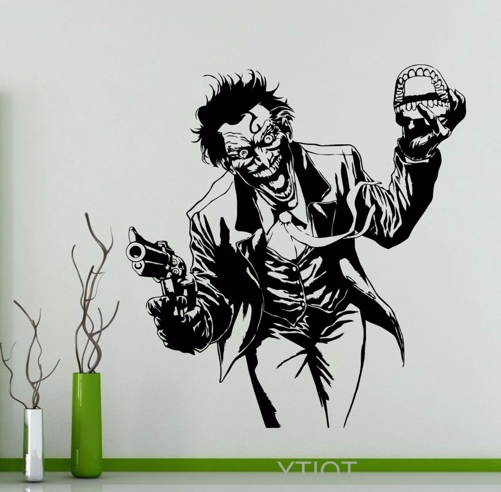 Joker Wall Art With Regard To Favorite Luxury Joker Wall Art (Gallery 15 of 15)