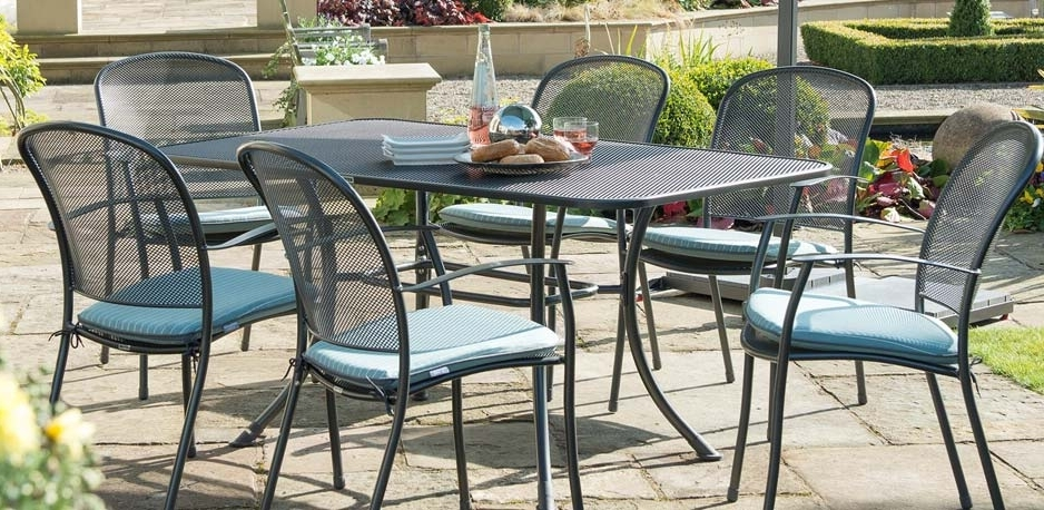 Kettler Patio Umbrellas In Newest Patio: Amusing Metal Garden Chairs Metal Garden Table And Chairs (View 14 of 15)