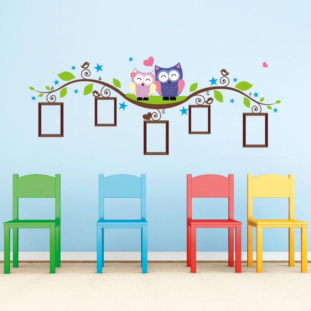 Kids Wall Art Intended For Best And Newest Simple Kids Wall Decor : New Kids Furniture – Nice Kids Wall Decor (View 6 of 15)