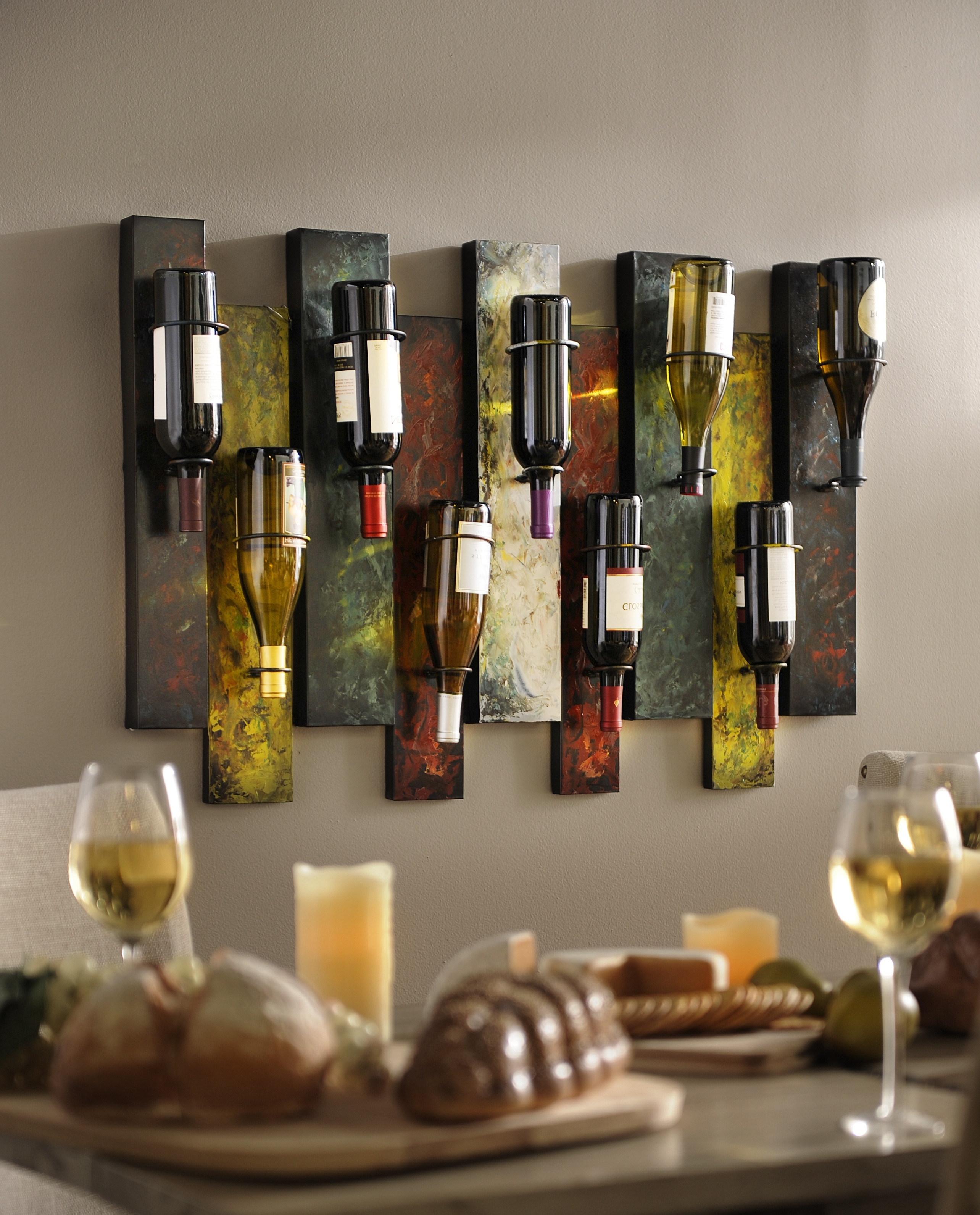 Kirklands Wall Art With Regard To Well Known Dorable Kirklands Wall Deco Wine Bottle Wall Decor Amazing Large (View 14 of 15)