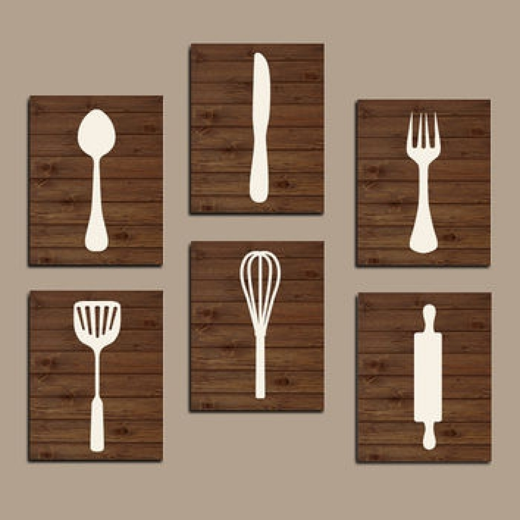 Kitchen Canvas Wall Art Decors For Fashionable Kitchen Canvas Wall Decor Kitchen Canvas Wall Decor Kitchen Wall Art (View 10 of 15)